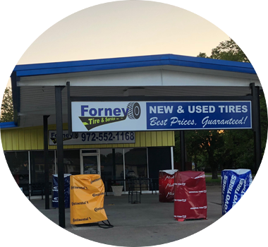 Forney Tire and Service